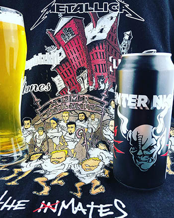 Enter Night Pilsner - Stone Brewery