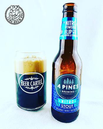 Nitro Stout - 4 Pines Brewing Co.