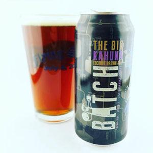 The Big Kahuna - Batch Brewing Co.