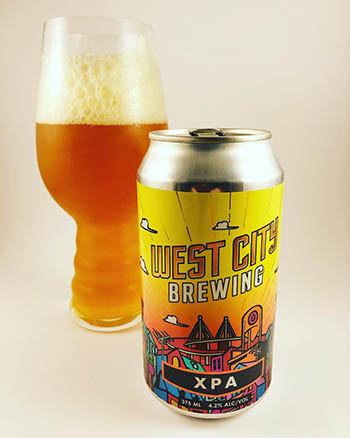 XPA - West City Brewing