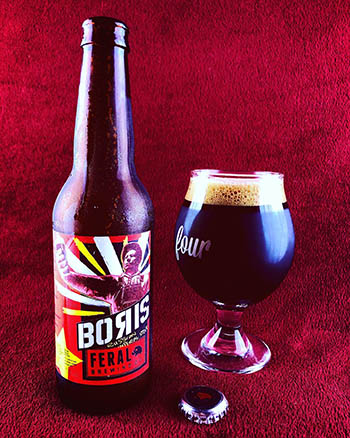 Boris Russian Imperial Stout - Feral Brewing Co.