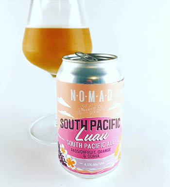 South Pacific Luau POG - NOMAD Brewing Co.