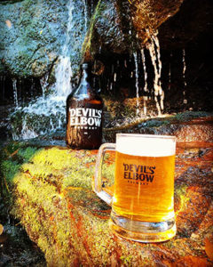 Nun Launcher Pale Ale - Devil's Elbow Brewery
