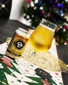 Easy Peasy - Dainton Brewery