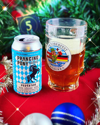 Festbier Märzen - Prancing Pony Brewery
