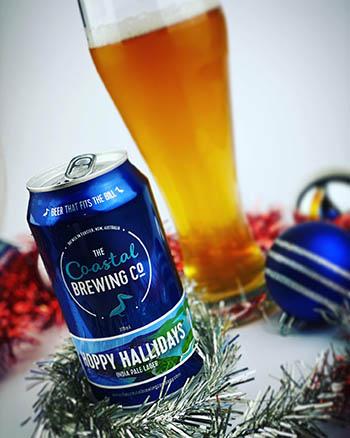 Hoppy Hallidays - The Coastal Brewing Co