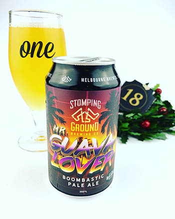 Mr Guava Lover - Stomping Ground Brewing Co