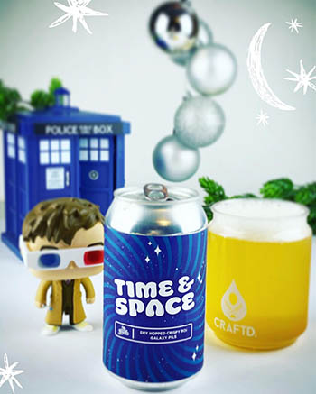Time & Space - Mr Banks Brewing Co