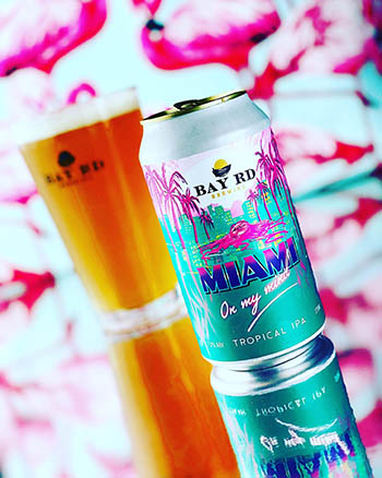 Miami on my Mind - Bay Rd Brewing