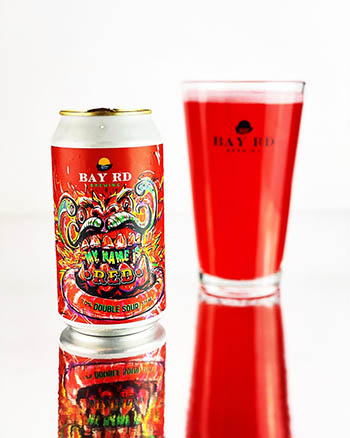 My Name is Red - Bay Rd Brewing