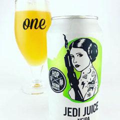 Jedi Juice - Hop Nation Brewing Co